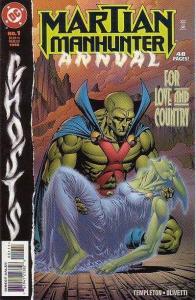 Martian Manhunter (1998 series) Annual #1, NM (Stock photo)