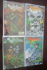 Spectre Comic Lot From #0-61 (3rd series 1992-98) 35 different books Avg FN 6.0