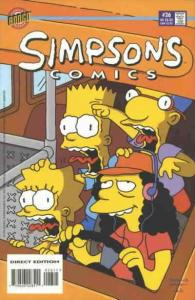 Simpsons Comics #26 VF/NM; Bongo   save on shipping - details inside