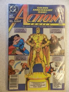 ACTION COMICS # 600
