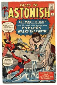 TALES TO ASTONISH #46-ANT-MAN-3rd Wasp--Marvel Kirby