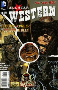All Star Western (3rd Series) #11 VF/NM; DC | save on shipping - details inside