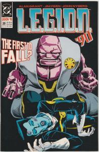 10 L.E.G.I.O.N. DC Comic Books # 20 21 22 23 24 25 26 27 28 29 Lobo Grant TW45
