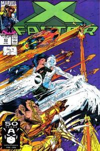 X-Factor (1986 series) #63, VF+ (Stock photo)