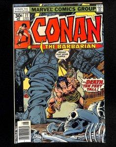 Conan The Barbarian #77