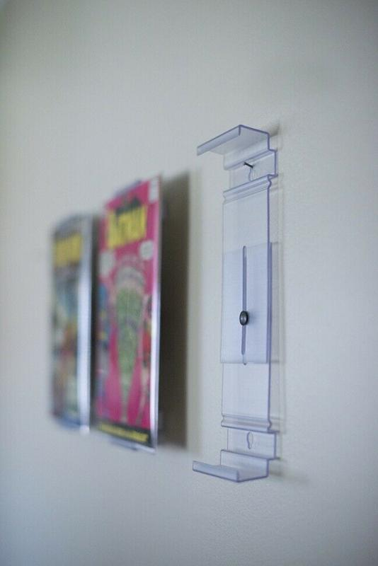Comic Book Storage Frame Stand Cgc Sketch Cover Art Display Holder ComicMount