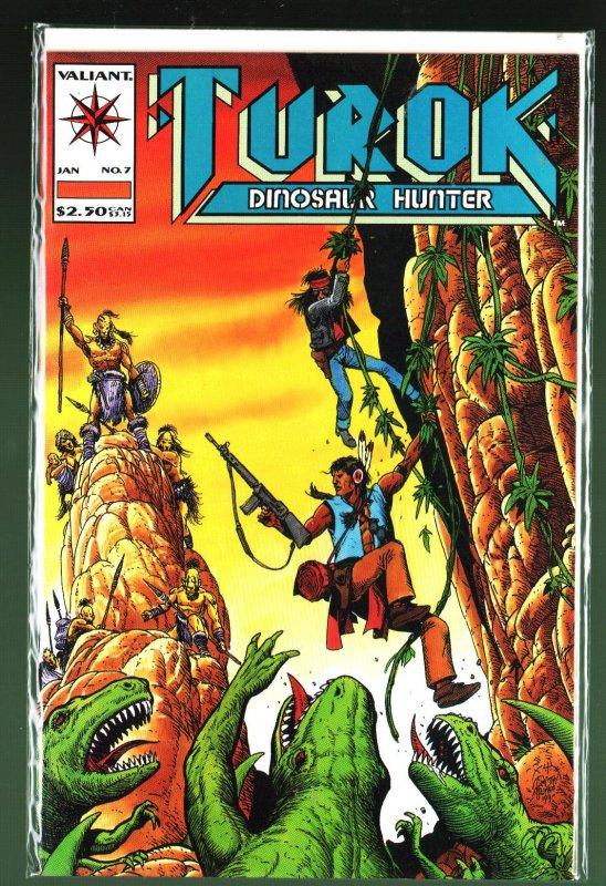 Turok, Dinosaur Hunter #7 (1994)