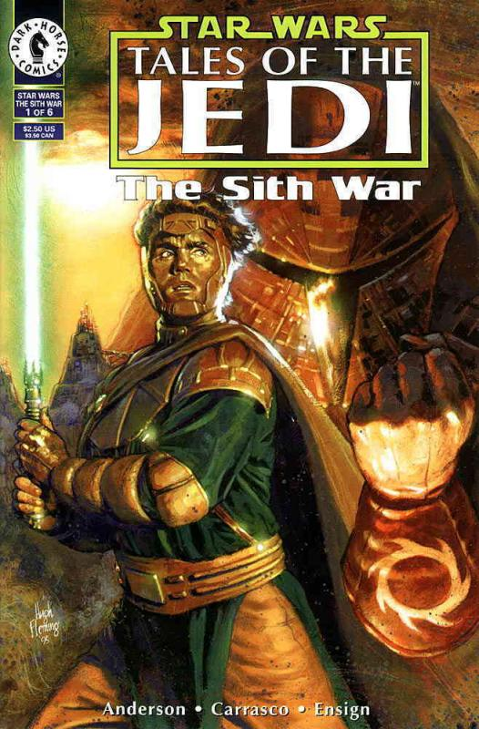 Star Wars: Tales of the Jedi—The Sith War #1 FN Dark Horse - save on shipping -