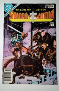 Sword of the Atom #2 (1983) DC Comic Book J754