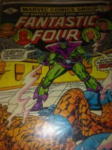 Fantastic four #206