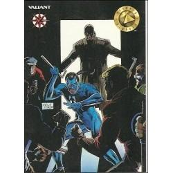 1993 Valiant Era SHADOWMAN #8 - Card #90