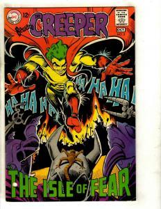 Lot Of 6 Mixed DC Comics The Creeper, Jason Quest, Super Star, Camelot WS2