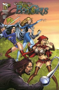 Grimm Fairy Tales presents Bad Girls #5A VF/NM; Zenescope   save on shipping - d