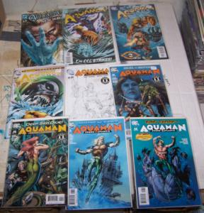 Aquaman: Sword of Atlantis #1 22 35 37 40 41 42 43 46 ( 2006, DC) kurt busiek
