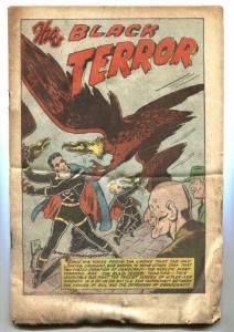 America's Best #13 1945-Black Terror- Fighting Yank- coverless reading copy
