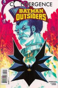 Convergence Batman and the Outsiders #2, NM + (Stock photo)