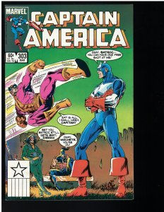Captain America #303 (Marvel, 1985)