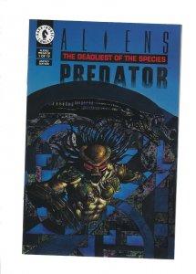 Aliens / Predator #1  Platinum Edition