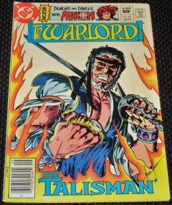 Warlord #61 (1982)