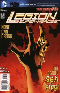 Legion of Super-Heroes (7th Series) #7 FN; DC | save on shipping - details insid