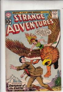 Strange Adventures #131 (Aug-61) VG+ Affordable-Grade Star Hawkins