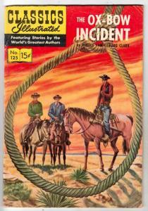 Classics Illustrated #125 (Mar-55) FN Mid-Grade