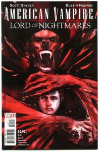 AMERICAN VAMPIRE : Lord of Nightmares #2, VF/NM, Vertigo, 2012, more in store