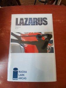 Lazarus #25 (2016)