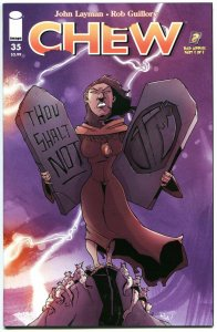 CHEW #35, 1st Print, NM, Rob Guillory, John Layman, more in our store