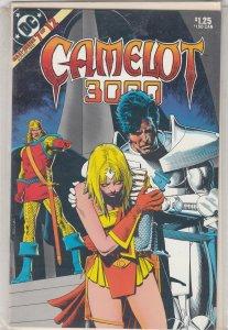 Camelot 3000 #7 (1983)