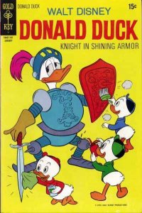 Donald Duck (1940 series) #135, Good (Stock photo)