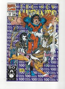 New Mutants #100 1st X-Force NM