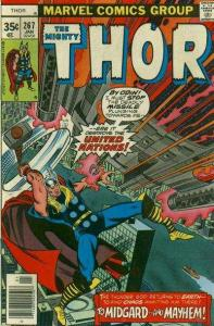 Thor (1966 series) #267, VF+ (Stock photo)