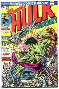 HULK #194, VF/NM, Incredible, Bruce Banner, vs Locust, 1968, more in store