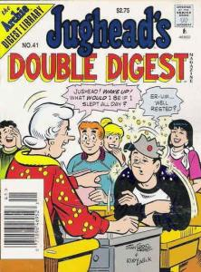 Jughead's Double Digest #41 VF; Archie | save on shipping - details inside