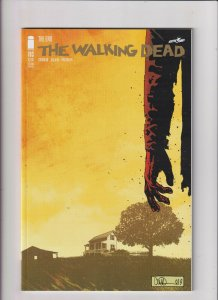 The Walking Dead #193 NM- 9.2 Image Comics 2nd Print Final Issue 2020