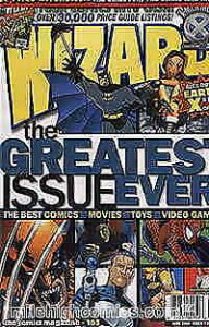 Wizard: The Comics Magazine #105A FN; Wizard | save on shipping - details inside