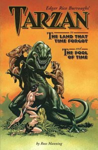 Tarzan in the Land That Time Forgot and the Pool of Time (Edgar Rice Burroughs'…
