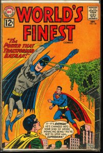 World's Finest Comics #128 (1962)