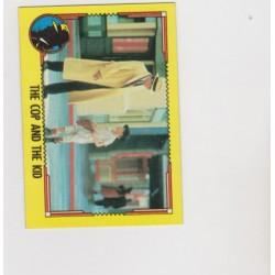 1990 Topps DICK TRACY-THE COP AND THE KID #40