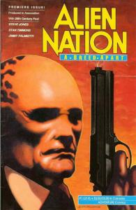 Alien Nation: A Breed Apart #1 FN; Adventure | save on shipping - details inside