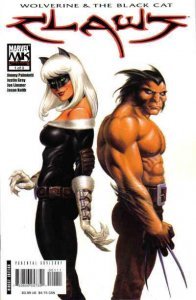 Claws (2006 series) #1, VF+ (Stock photo)