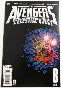 Avengers: Celestial Quest #8 (2002)  1¢ Auction! No Resv! SEE MORE !!!