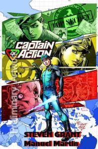 Captain Action Season Two #3A VF; Moonstone | save on shipping - details inside