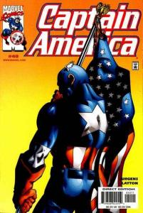 Captain America (1998 series) #40, NM + (Stock photo)