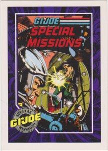1991 Impel G.I. Joe Card #101 Getting There