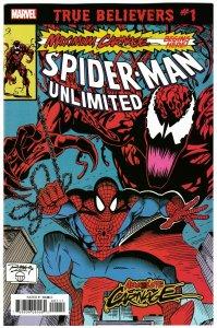 True Believers Absolute Carnage Maximum Carnage #1 (Marvel, 2019) NM