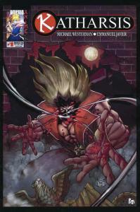 Katharsis #1 VG; Americanime | low grade comic - save on shipping - details insi