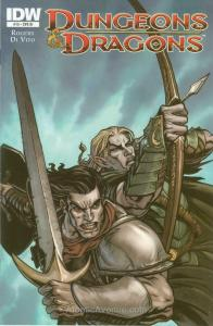 Dungeons And Dragons #15A VF/NM; IDW   save on shipping - details inside
