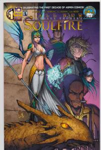 Soulfire (Michael Turner's All New) #1 Cover A (Nov 2013, DC) 9.4 NM